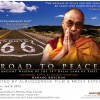 Screenings of Dalai Lama film Road to Peace